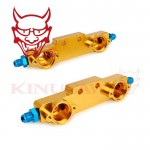 Subaru WRX GC8 V5 V6 fuel rail set